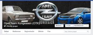 Opel Team Kongeaaen